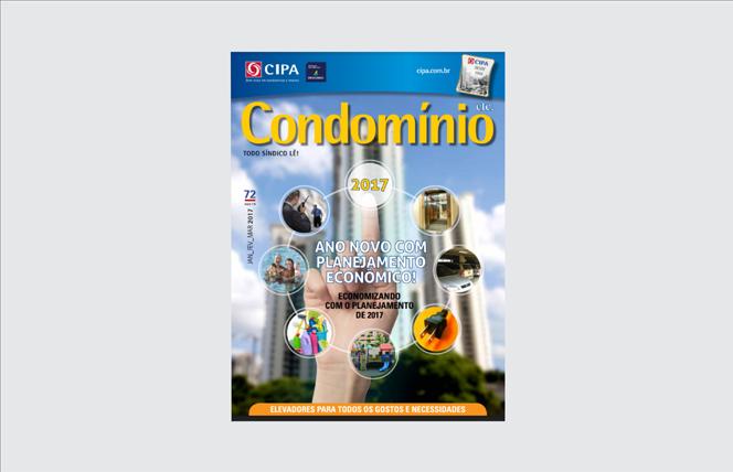 Revista Condomínios Edição 72