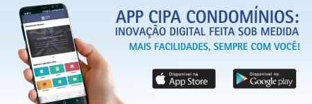 app cipa condomínios