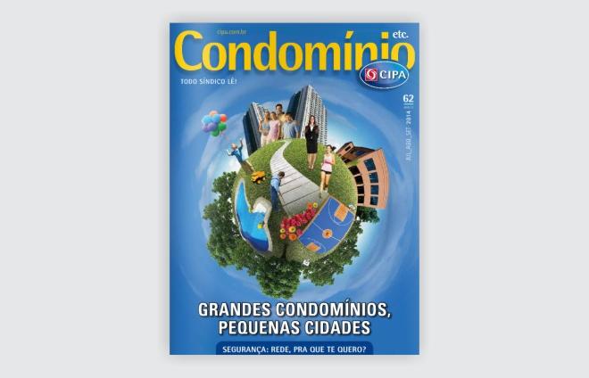 Revista Condomínio. Edição 62